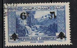 GRAND LIBAN      N°  YVERT   184      OBLITERE       ( O   3/ 35 ) - Grand Liban (1924-1945)