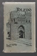 Carte Postale Carnet De 10 Photos Noir Et Blanc Toledo - Toledo