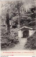MOYENMOUTIER SENONES LA CHAPELLE DE MALFOSSE 1915 TBE - Francia