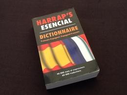 Dictionnaire  Français-Espagnol / Espagnol-Français   Harrap's Esencial - Dictionnaires