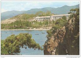 KOREA - PYONGYANG - LE MAISON DE REPOS DE HONGWEUN N1975 HB8488 - Corea Del Nord