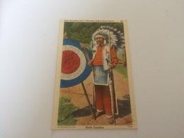BP - 1600 - Chief Standing Deer -Cherokee - Etats-Unis