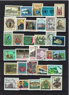 AUSTRIA...MNH...1980's...some Used - 1945-.... 2nd Republic