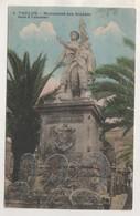 MILITARIA - TOULON VAR, MONUMENT DES SOLDATS TUES A L ENNEMI - PHOTOTYPIE J. DOL TOULON - VOIR LE SCANNER - Documents