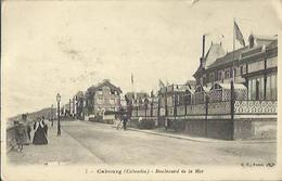 3950 CPA Cabourg - Boulevard De La Mer - Cabourg