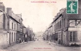 61 - Orne -  GLOS La FERRIERE - Le Bourg - France