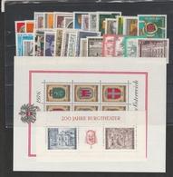 Jahrgang 1976 Kpl. Postfrisch - Günstig - Österreich