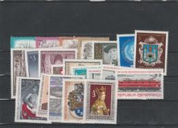 Jahrgang 1977 Kpl. Postfrisch - Günstig - Österreich