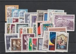 Jahrgang 1978 Kpl. Postfrisch - Günstig - Österreich