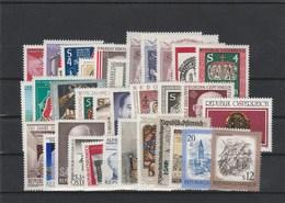 Jahrgang 1980 Kpl. Postfrisch - Günstig - Annate Complete
