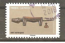 FRANCE 2018 Adhésif Y T N ° 1516  Oblitéré Cachet Rond - Frankreich