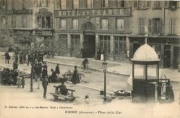 RODEZ PLACE DE LA CITE - Rodez