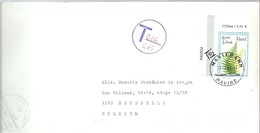 LETTER 2005  TAXE PAQUEBOT - Aland