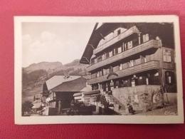 CHATEL HOTEL DES TOURISTES - Châtel