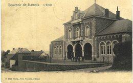 HAMOIS  Souvenir L' école - Ciney