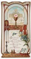 SOUVENIR DE MON ORDINATION SACERDOTALE ET 1ére MESSE MENDE SAINT CHELY D APCHER ALPHONSE FONTANIER 1908 - Devotieprenten