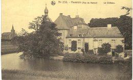 Haversin  Le  Château. - Ciney