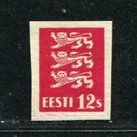 Estonia  1928 Proof Mi  80  MNH **  Thin Paper G.2 - Estonia
