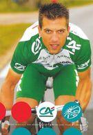 Cycliste: Nicolas Vogondy, Equipe De Cyclisme Professionnel: Team Crédit Agricole, France 2005 - Avec Palmares - Sports