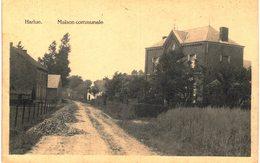 HARLUE Maison  Communale. - Eghezée