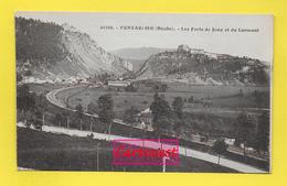 CPA 25 ¤¤ PONTARLIER ¤¤ Les Forts De Joux Et Du Larmont ¤¤ Cliché Peu Commun - Pontarlier