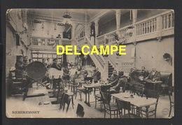 DD / 88 VOSGES / REMIREMONT / SALLE DE RESTAURANT , CLIENTS ET SERVEURS / ANIMÉE - Remiremont