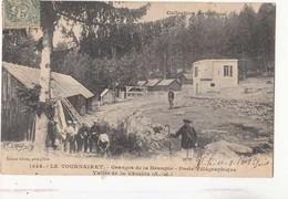 CPA 06 - Le Tournairet - Granges De La Brasque - Poste Télégraphique : Achat Immédiat - Manoeuvres