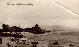 ETAT    BEACH AND PAVILION MUIZENBERG    AFRIQUE DU SUD  SOUTH AFRICA - Sudáfrica