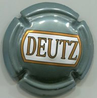 CJ-CAPSULE-CHAMPAGNE DEUTZ N°23a Lettres Fantaisies - Deutz