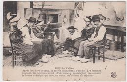 03 - LE BOURBONNAIS - La Veillée - Non Classés