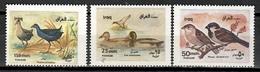 Iraq 2000 / Birds MNH Vögel Aves Oiseaux / Cu11920  C5-8 - Oiseaux