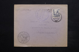 ESPAGNE - Enveloppe Du Consulat De Belgique De Bilbao Pour La Belgique En 1938 , Cachet De Censure - L 24921 - Republikanische Zensur