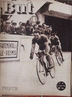 Revue Miroir But N°18 (25 Juin 1946) Cyclisme Paris-Reims Caput - Gerrit Schulte - Boeken, Tijdschriften, Stripverhalen