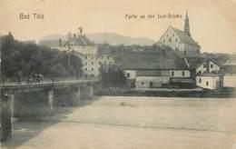 BAD TÖLZ - Partie An Der Jsar-brücke. - Bad Toelz