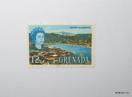 GRENADA 1966. 12c. Inner Harbour. SG238. Used. - Grenade (...-1974)