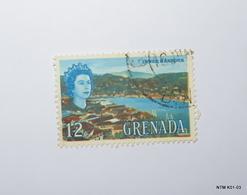 GRENADA 1966. 12c. Inner Harbour. SG238. Used. - Grenada (...-1974)