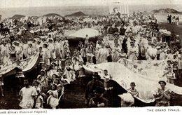 RARE  PUBLI PUBLICITE MAZAWATTEE TEA SOUTH AFRICA'S  HISTORICAL PAGEANT    THE GRAND FINAL  AFRIQUE DU SUD  SOUTH AFRICA - Sudáfrica