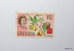 GRENADA 1966. 15c. Nnutmeg. SG239. Used. - Grenada (...-1974)