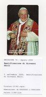 Vaticano - Urmet - Beatificazione Di Giovanni XXIII°  - Nuova - Validità 1.9.2002 - (FDC14452) - Vaticano