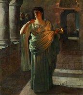 @@@ MAGNET - Wilhelm Trübner, Lady Macbeth Sleepwalking - Publicitaires