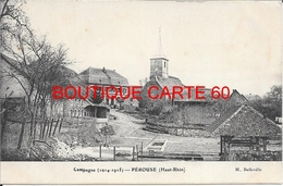 90- PEROUSE - VUE - France