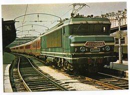 EDITIONS BIBLIO RAIL    TRAIN  BB 15002 EN TETE DU T E E STANISLAS - Trains