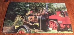 Savage Fairground Centre Engine - Postcards