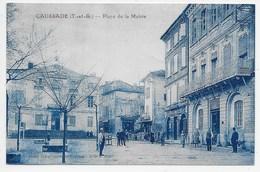 Caussade - Place De La Mairie - Caussade