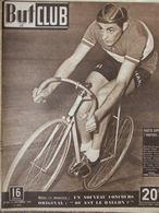 Revue Miroir But Et Club N°155 (13 Déc 1948) F Coppi - Equipe De France Du Tour 48 - Coupe De France - Boeken, Tijdschriften, Stripverhalen