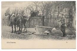 Liège ,petit Métier , A La Charrue N° 15 - Liege