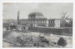 Constantinople - Gare De Haidar Pacha - Turkey