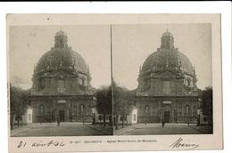 CPA - Carte Postale Belgique-Montaigu- Eglise Notre Dame -1904 -VM1319 - Cartes Stéréoscopiques
