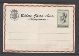 ANGOLA - Aerogramma Velho Quioco 1$00 Nuovo Perfetto - Angola