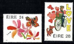 Irlanda Nº 616/7 En Nuevo - 1949-... República Irlandése